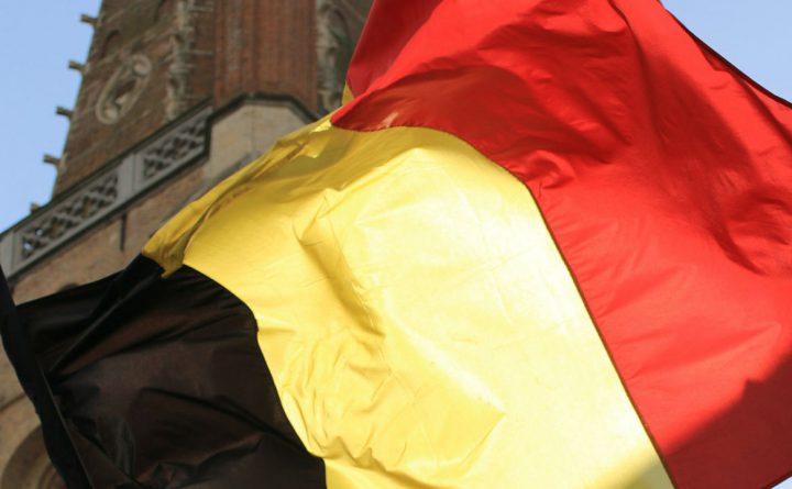 Belgische vlag